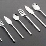 'Oh boy...' Prize winning silver cutlery set