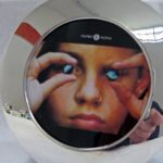 Marble eyes - picture frame