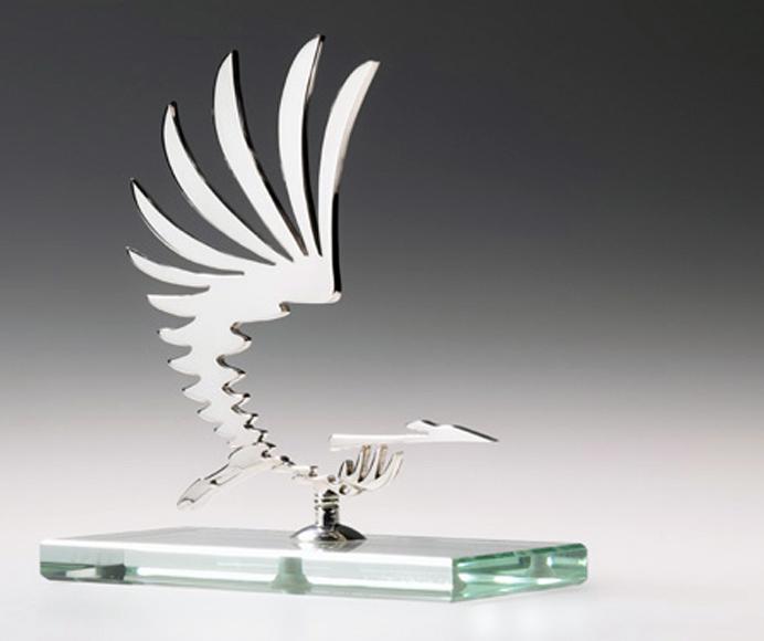 silver stork trophy